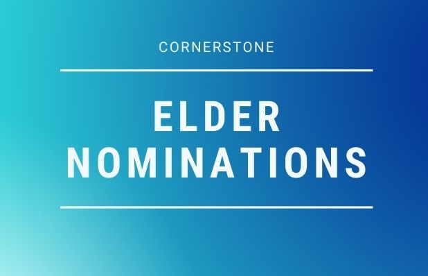 Elder Nominations BLOG
