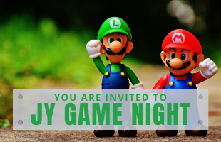 JY Game Night Event
