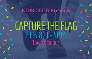 Kids Club Capture the Flag Event