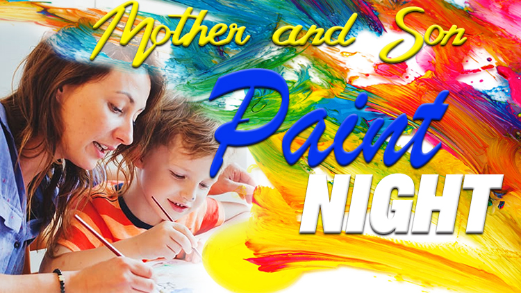 Mother_Son_PaintNight image