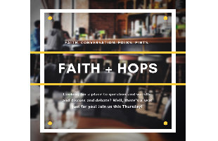 Faith + Hops image