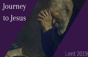 Lent 2019 sermon series and calendar image image