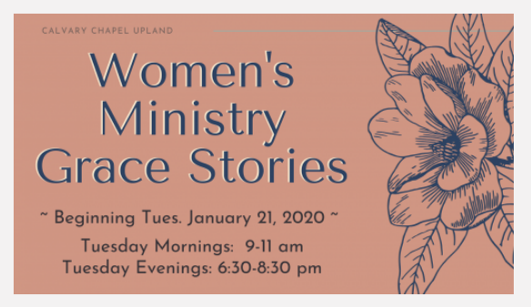 01-21 Womens Ministry Grace Stories