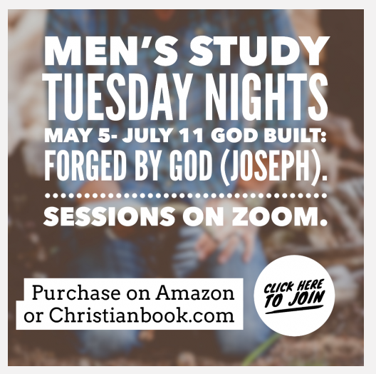 Mens Study May 5-July 11