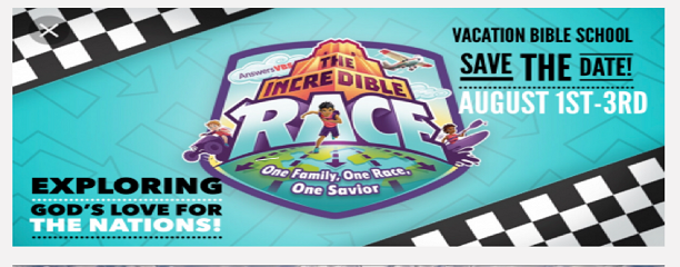 VBS - Aug 1st-3rd 612x240 VBS page