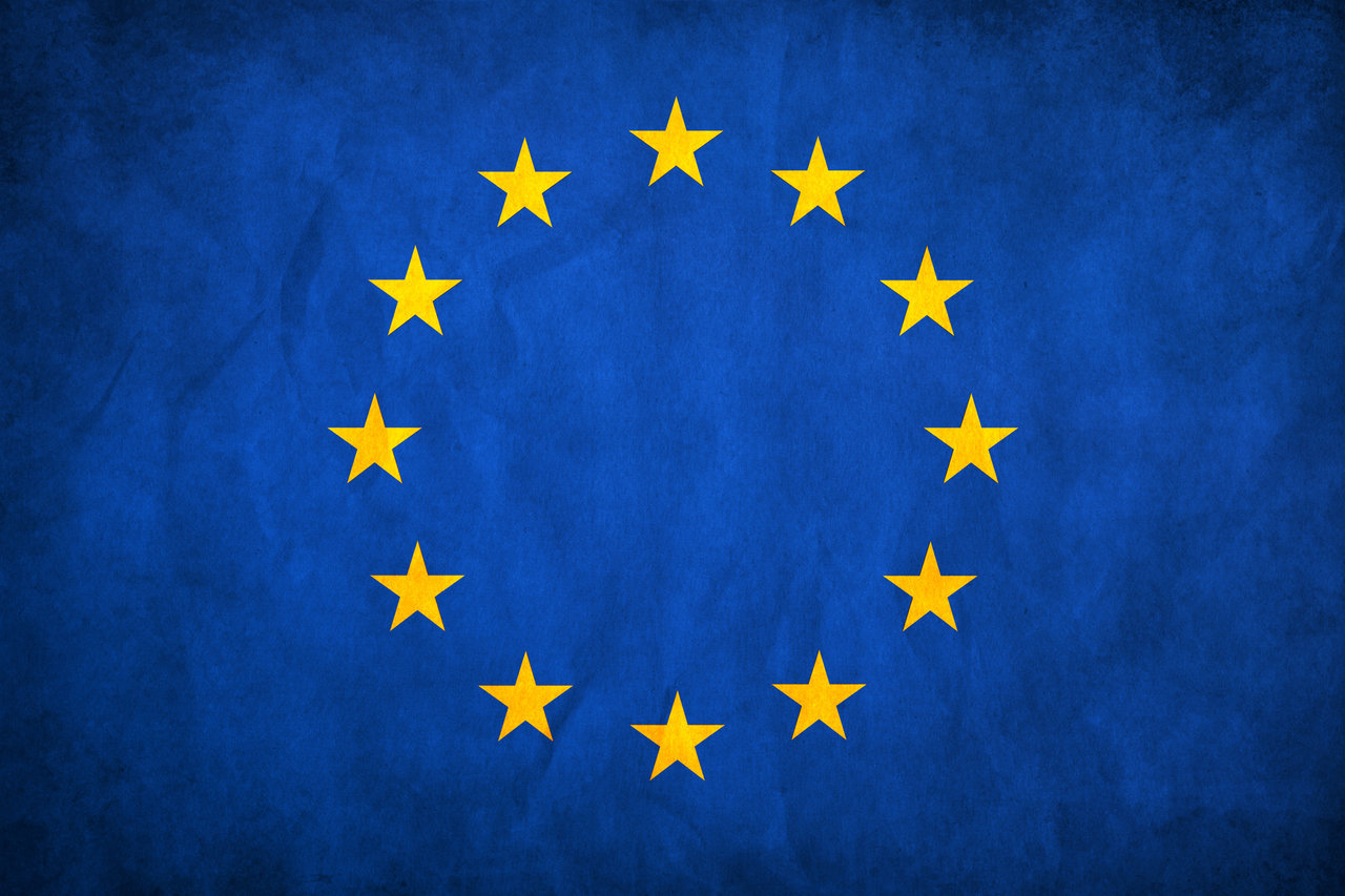 European_Union_Grunge_Flag_by_think0