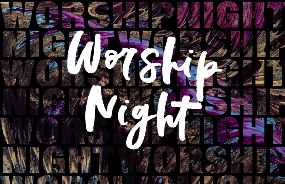 eNews & web - Worship Night - 1000x645