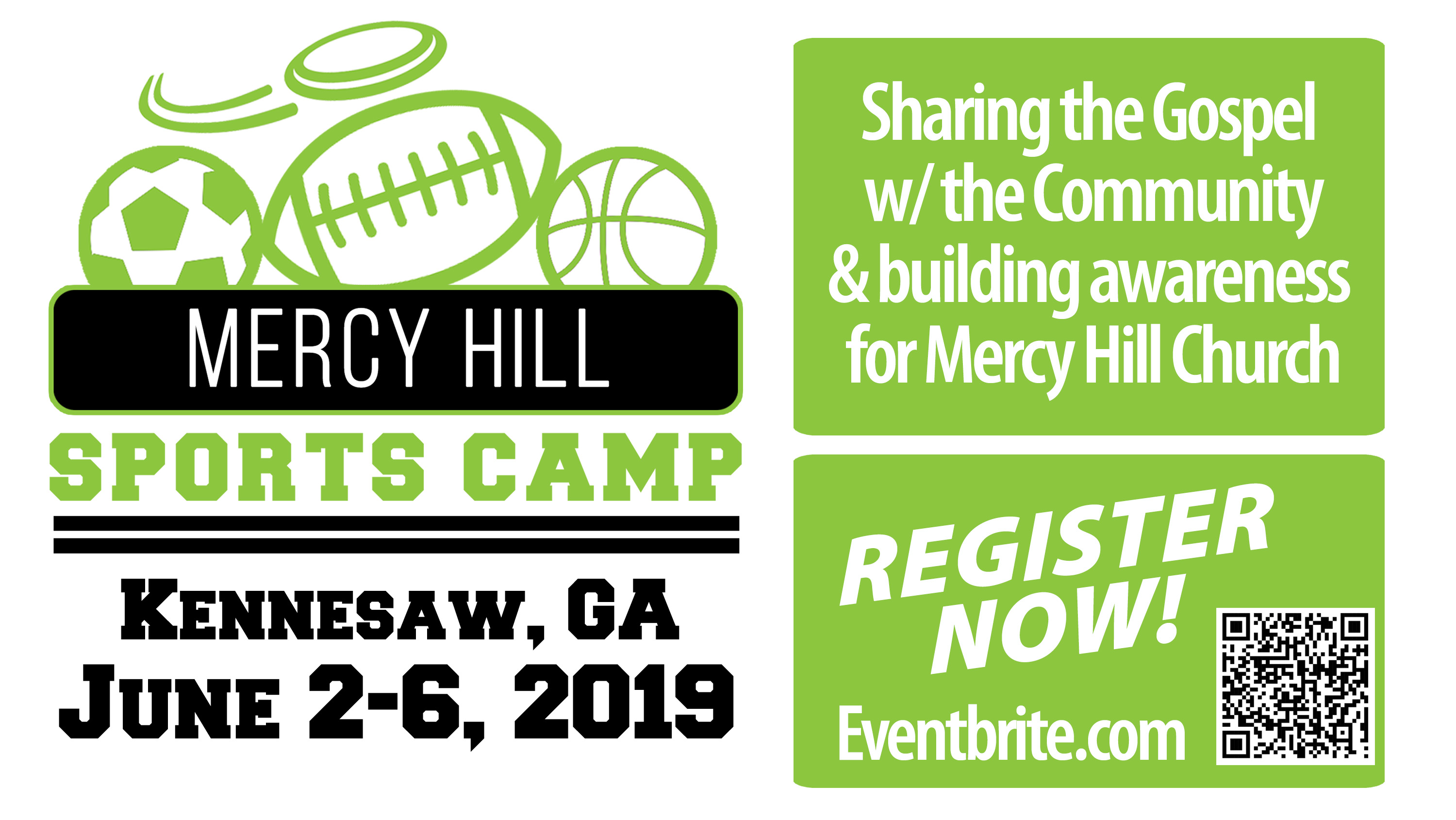 10  Mercy Hill Sports Camp ad image