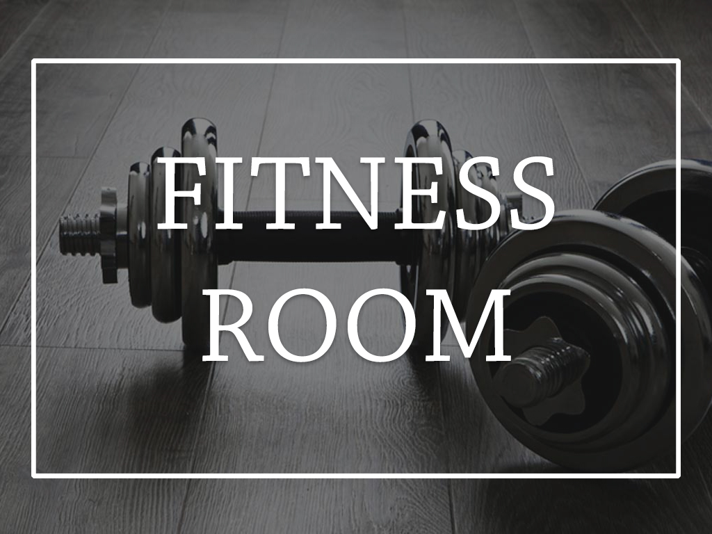 Central Rec Fitness Room Image