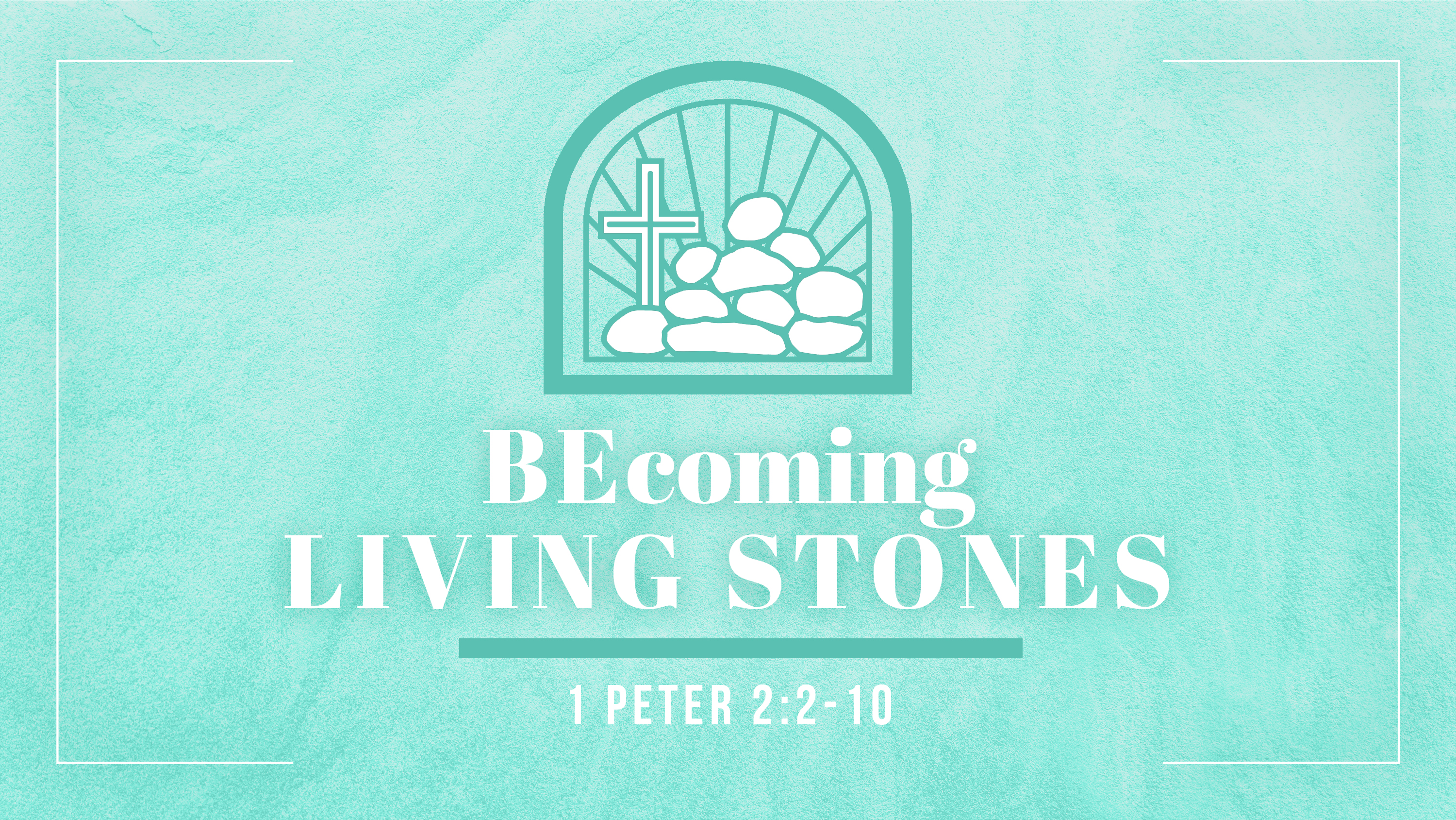 Living Stones 7 PPT_ TITLE