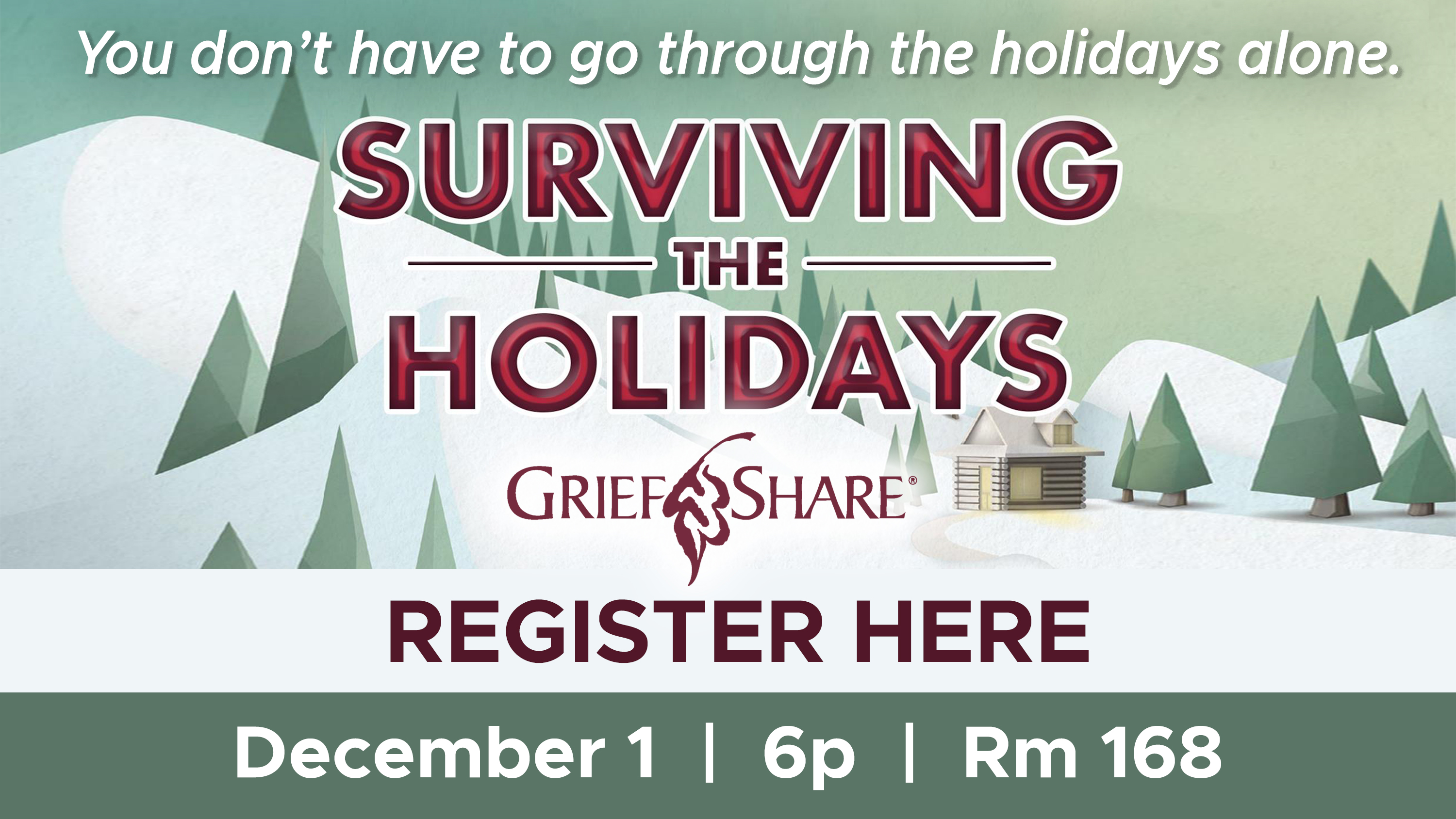 Surviving the Holidays_GRIEFSHARE WEB PG ad