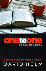 One to One Bible Reading Helm