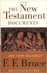 The New Testament Documents Bruce