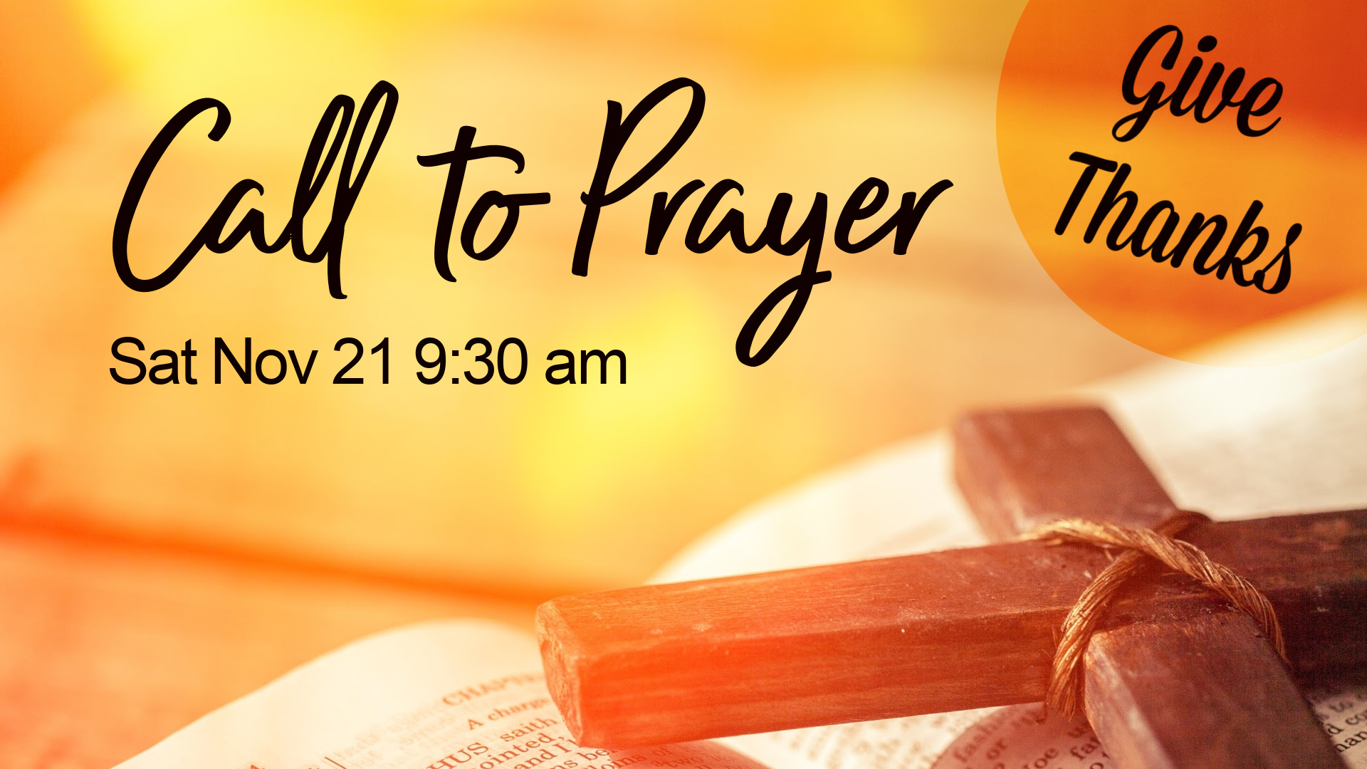 Call to Prayer Nov 21 date only 1920 x 1080 copy image