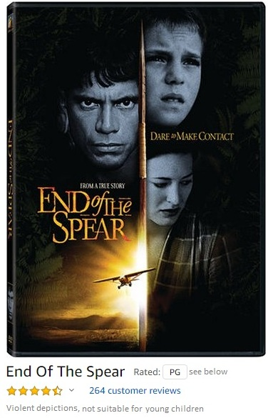 end of spear movie cover image