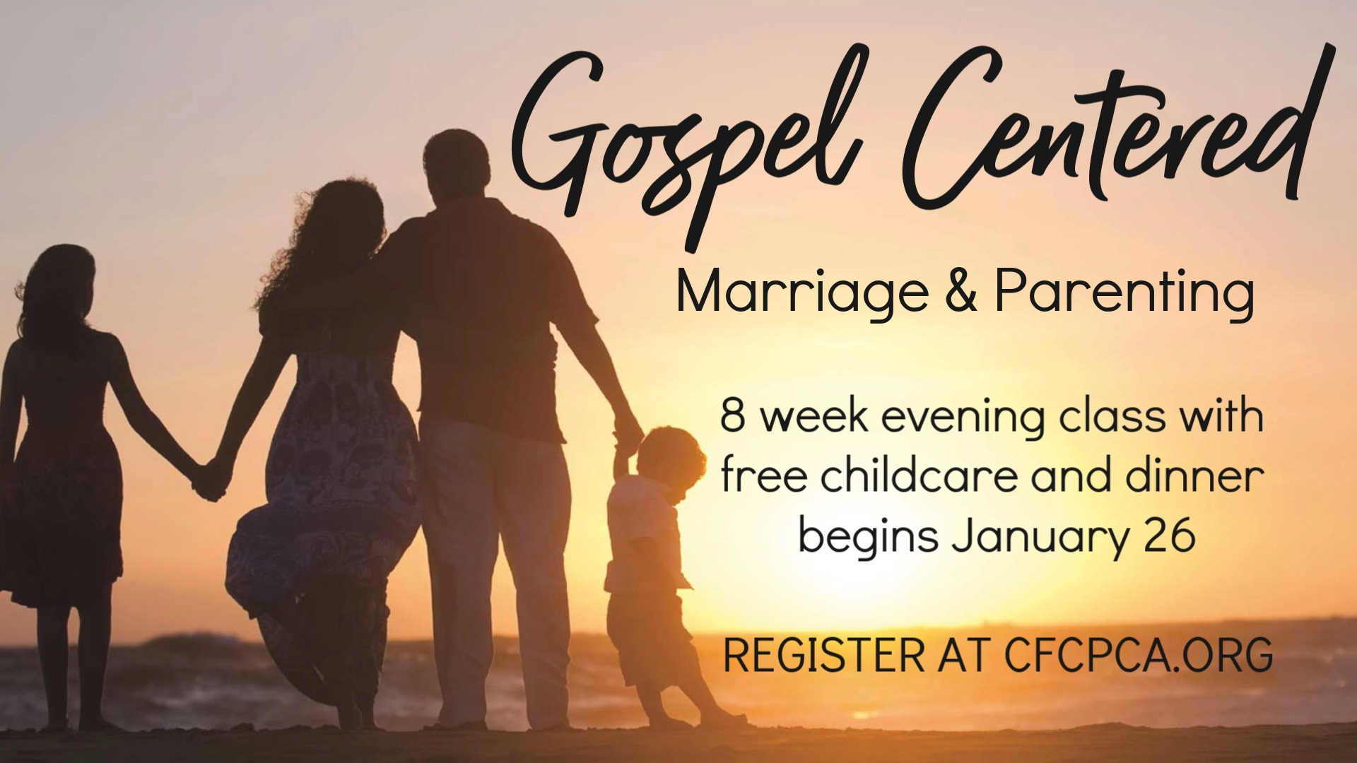 Gospel Marriage Parenting website for details and to register  1920 x 1080