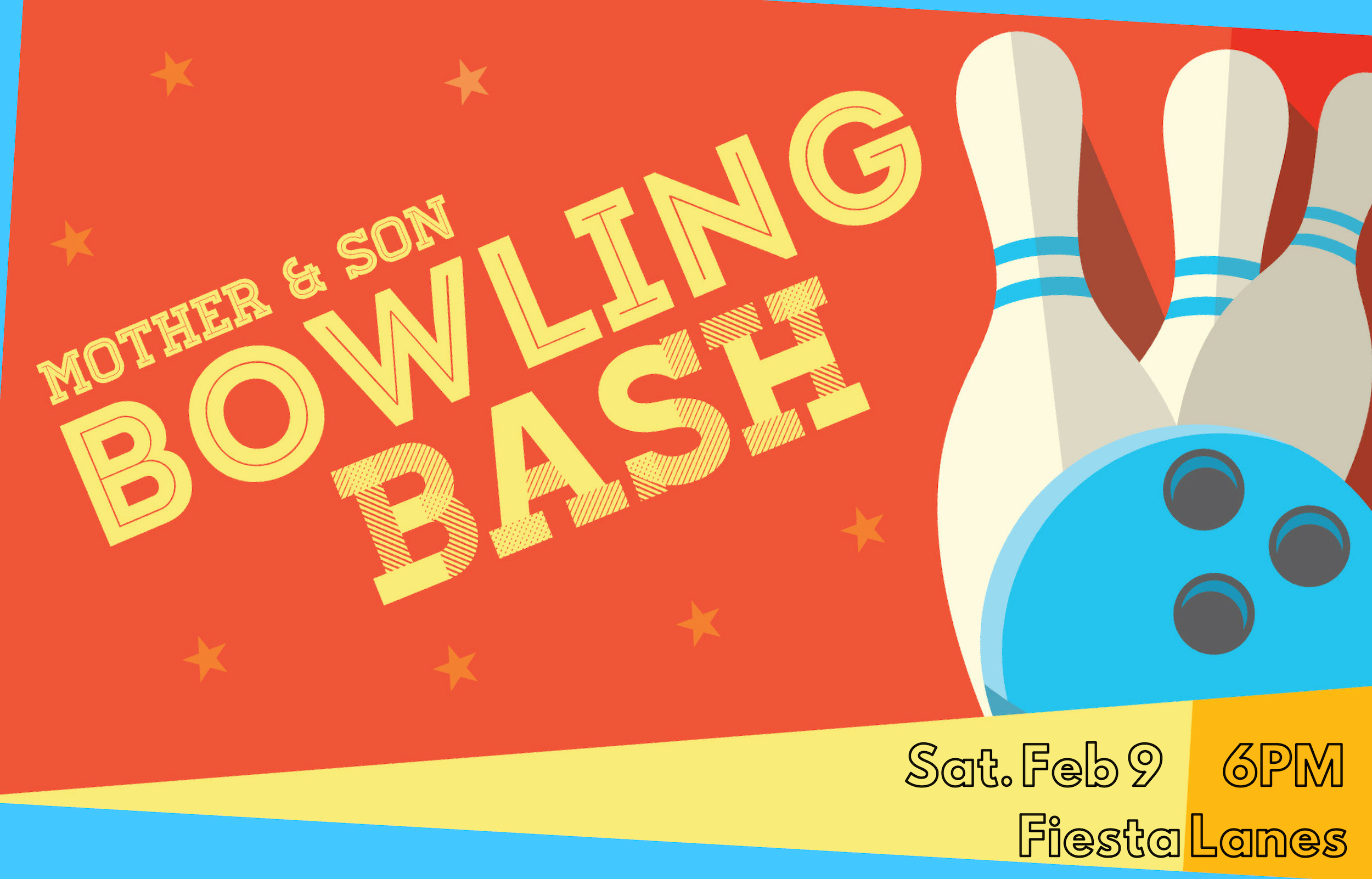 Mother Son Bowling Website rotator image