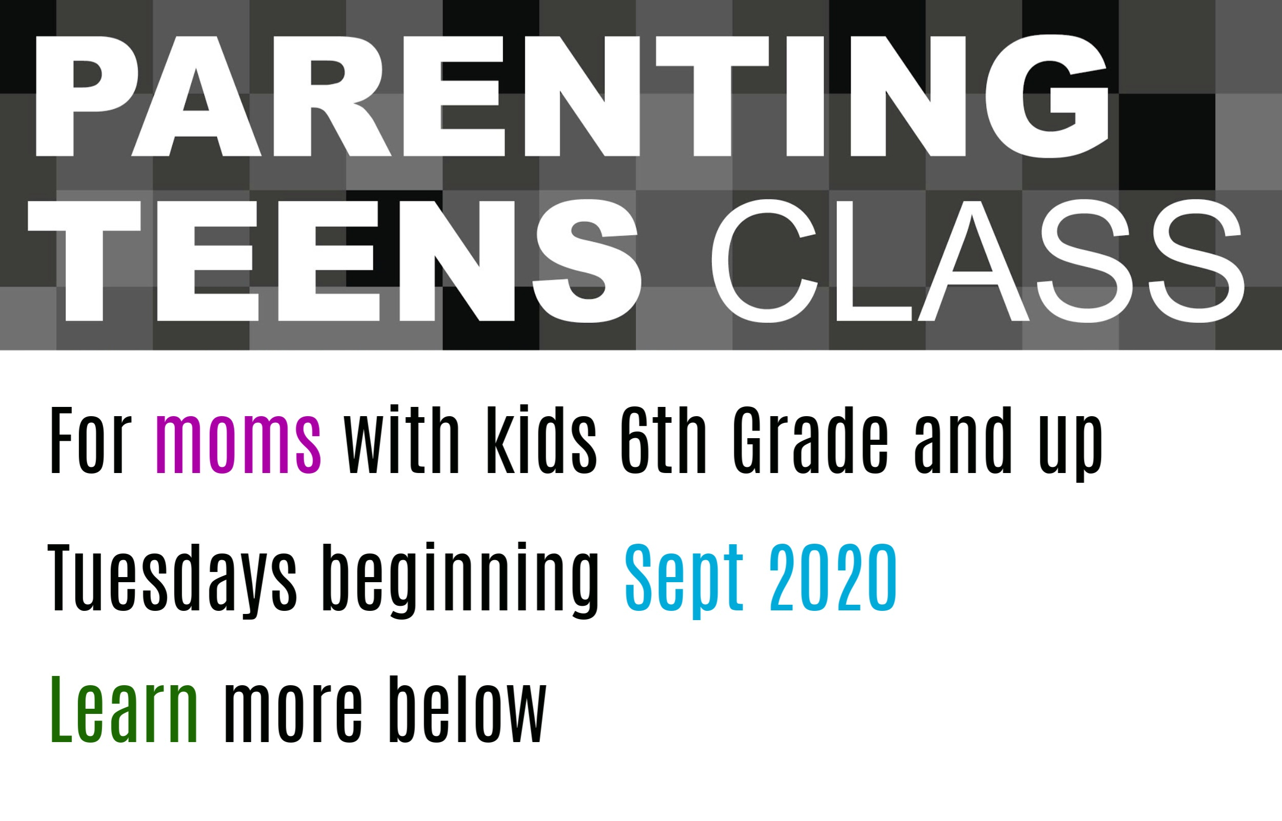Parenting Teens Class webpage Image copy