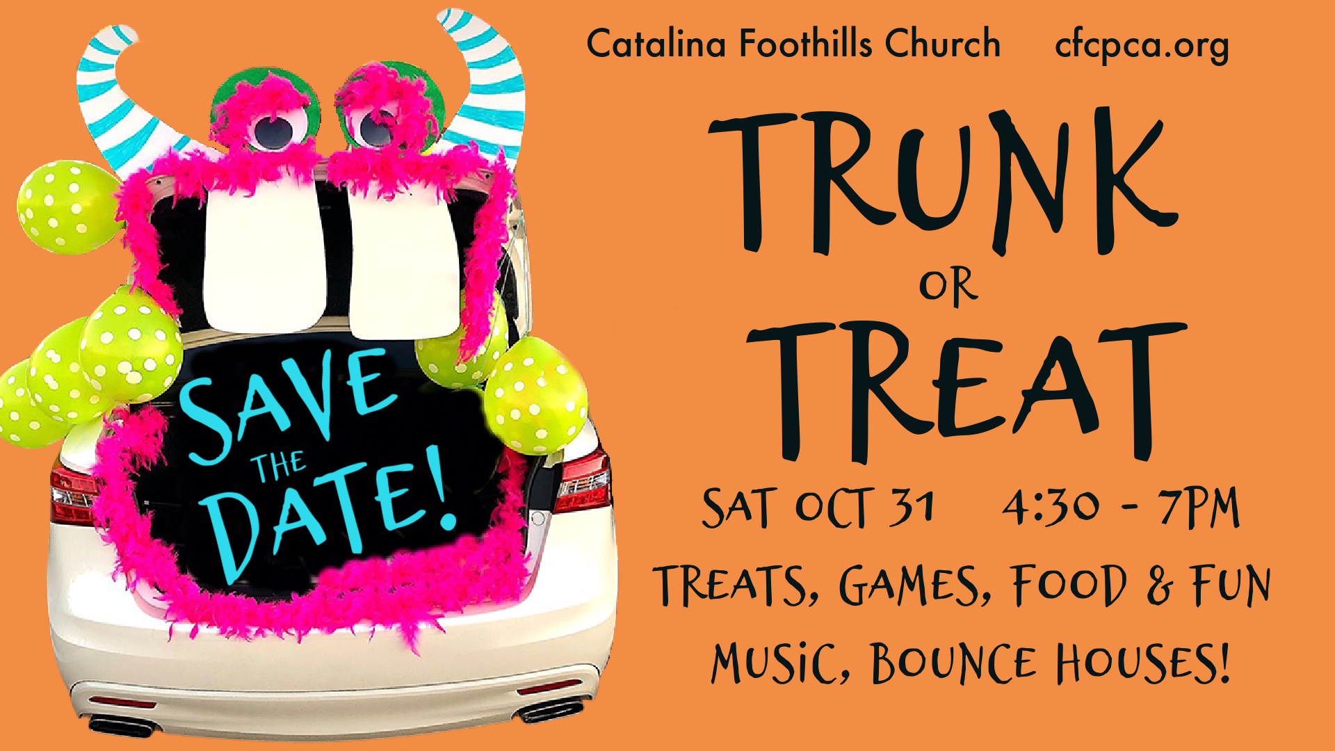Trunk or Treat 1920 x 1080