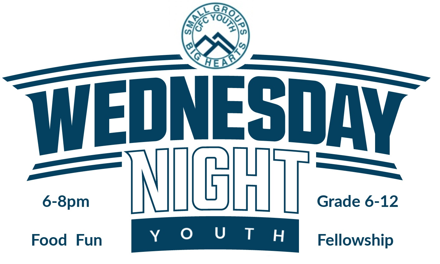 Wed Night Youth with info image