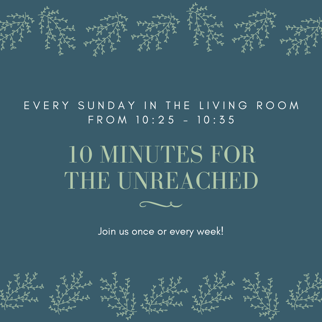 10 min for unreached 1080x1080