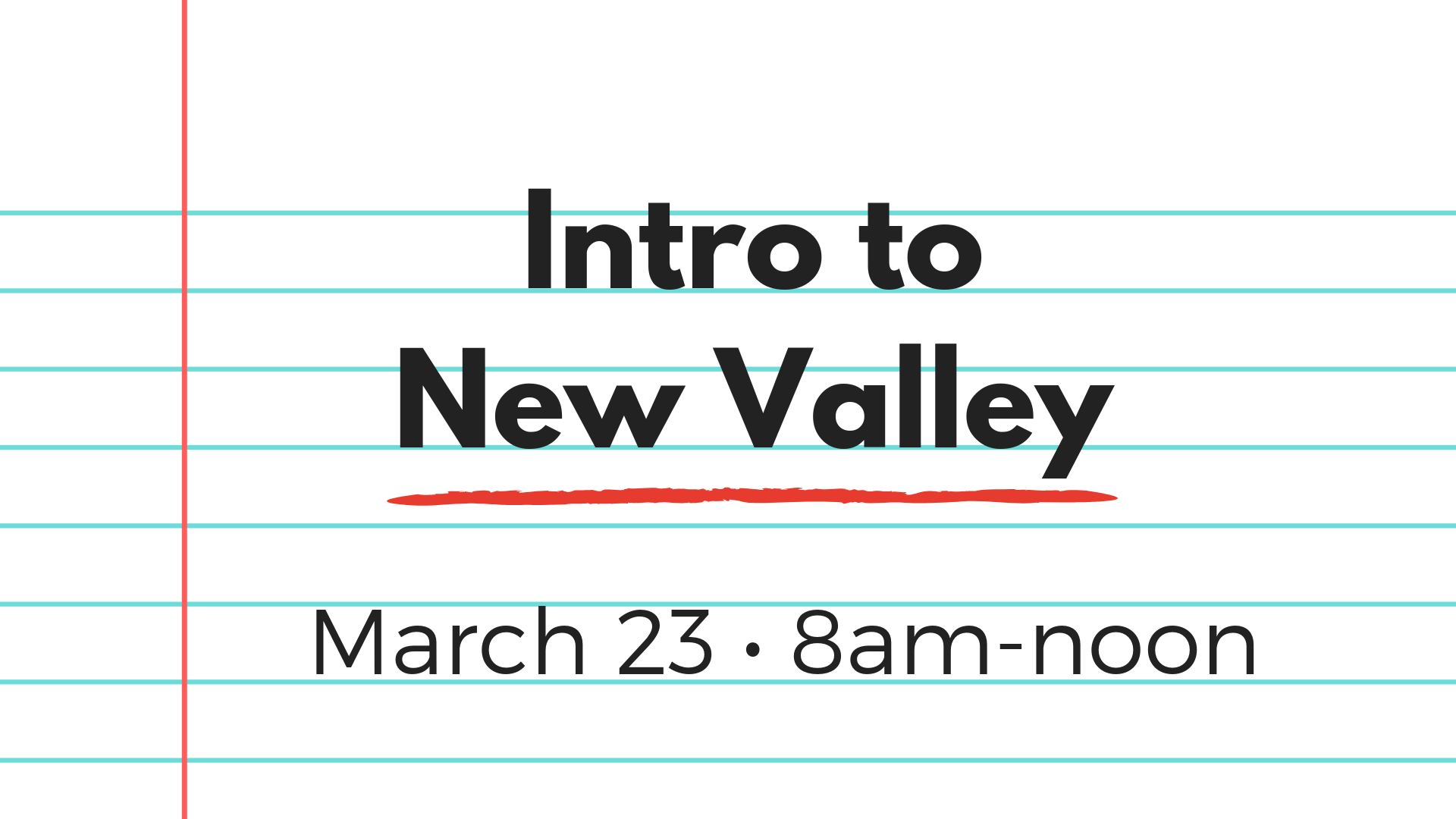 Intro to NV March 23 image