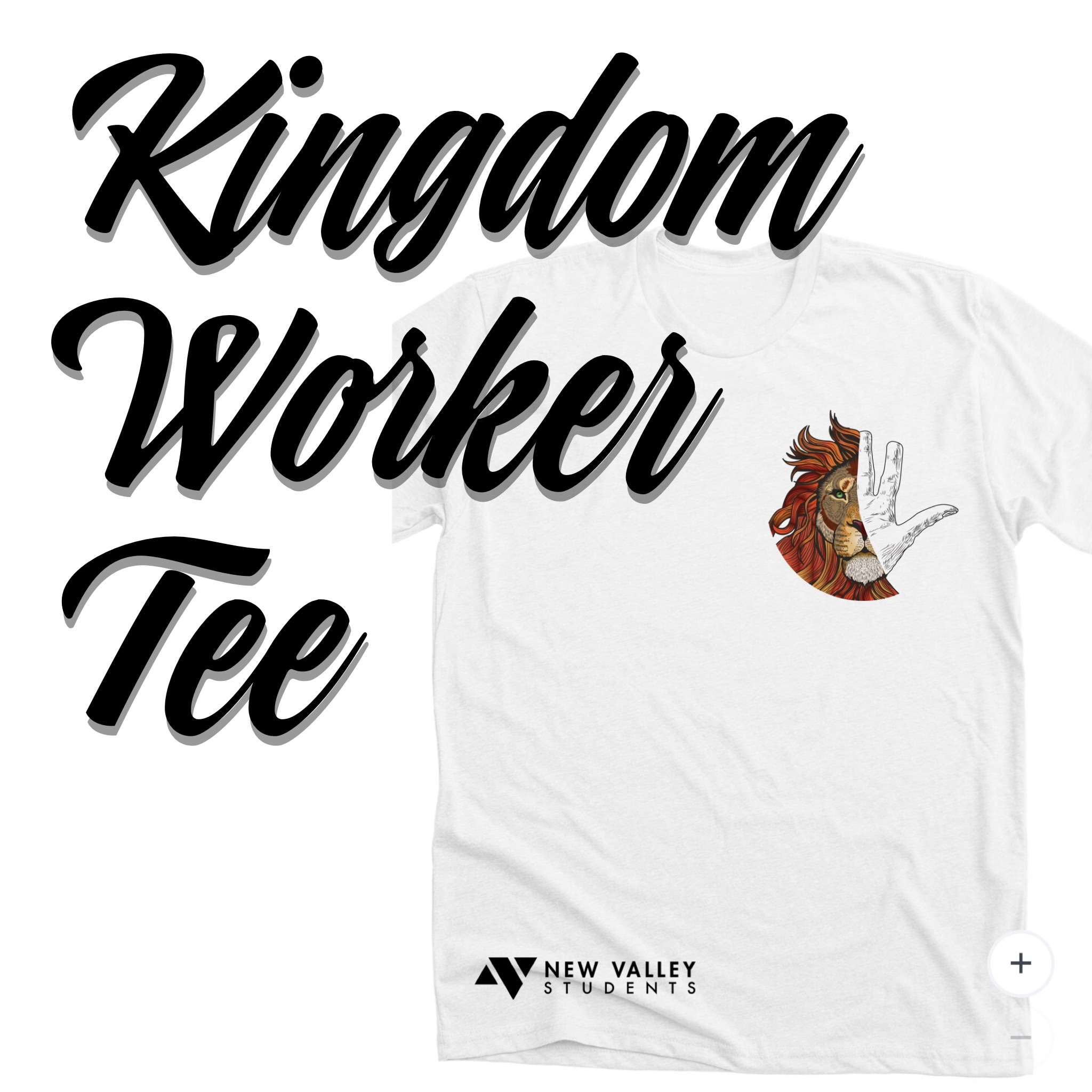 Kingdom Worker Tees