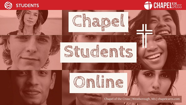 chapel students online small image