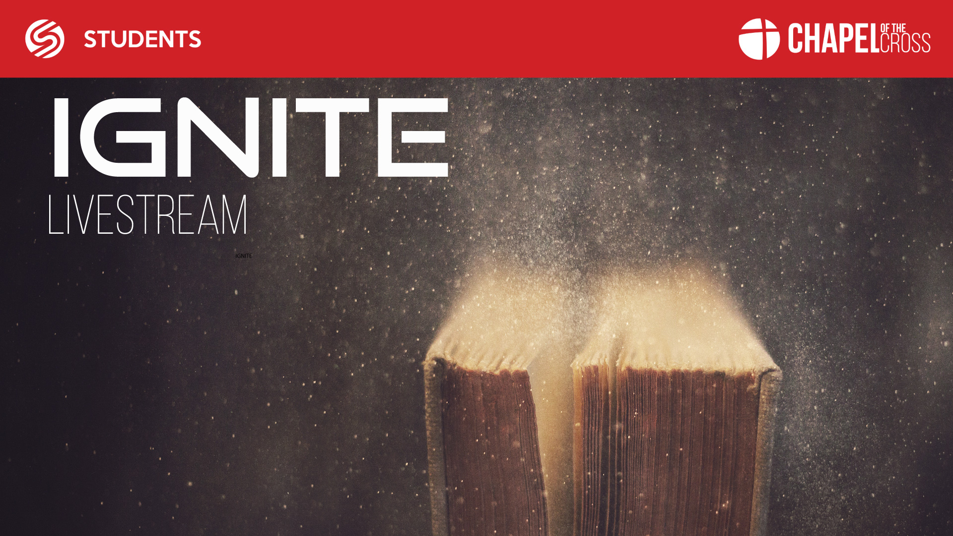 Ignite-Livestream---Cover image