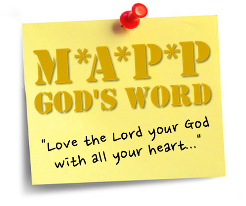 MAPP God's Word logo
