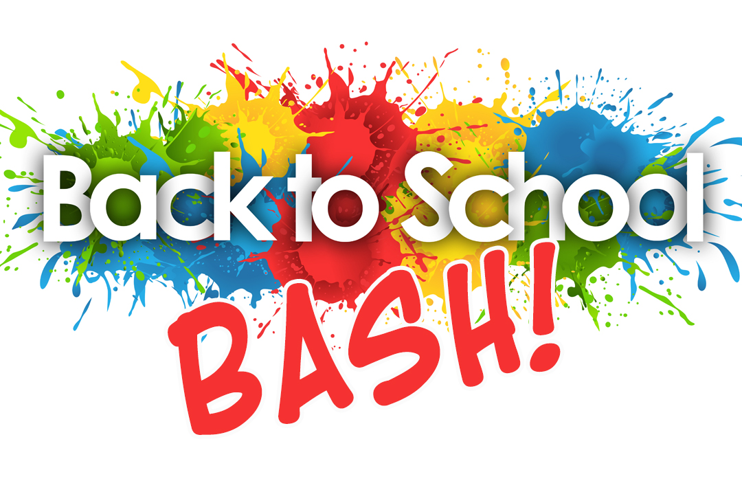 Back to school bash Website Featured Events
