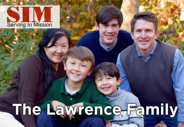 Lawrence Family