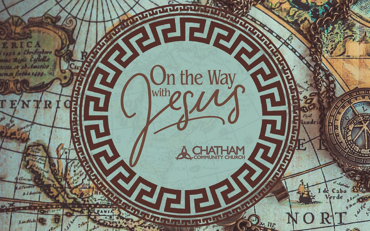 On the Way with Jesus Easter 2019