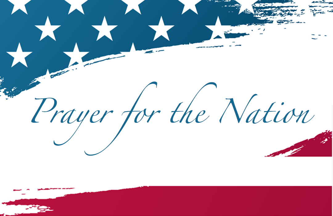Prayer for the Nation no day