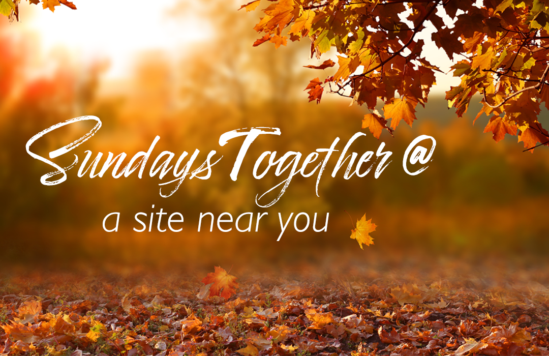 Sundays Together Website events image