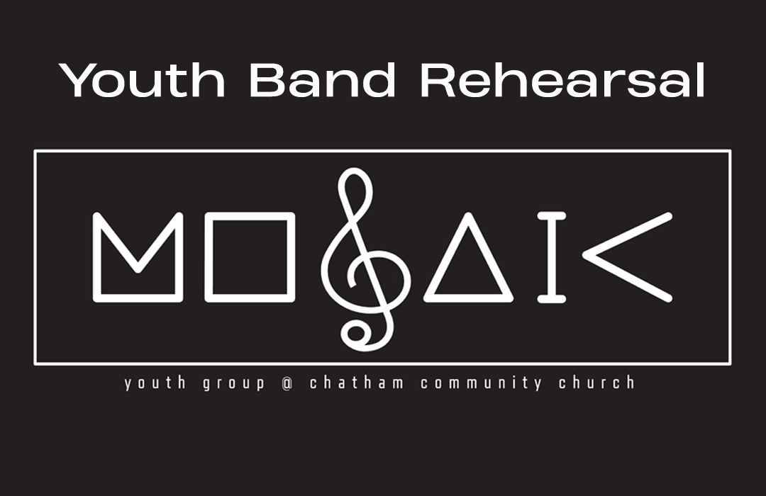Youth Band Rehearsal image