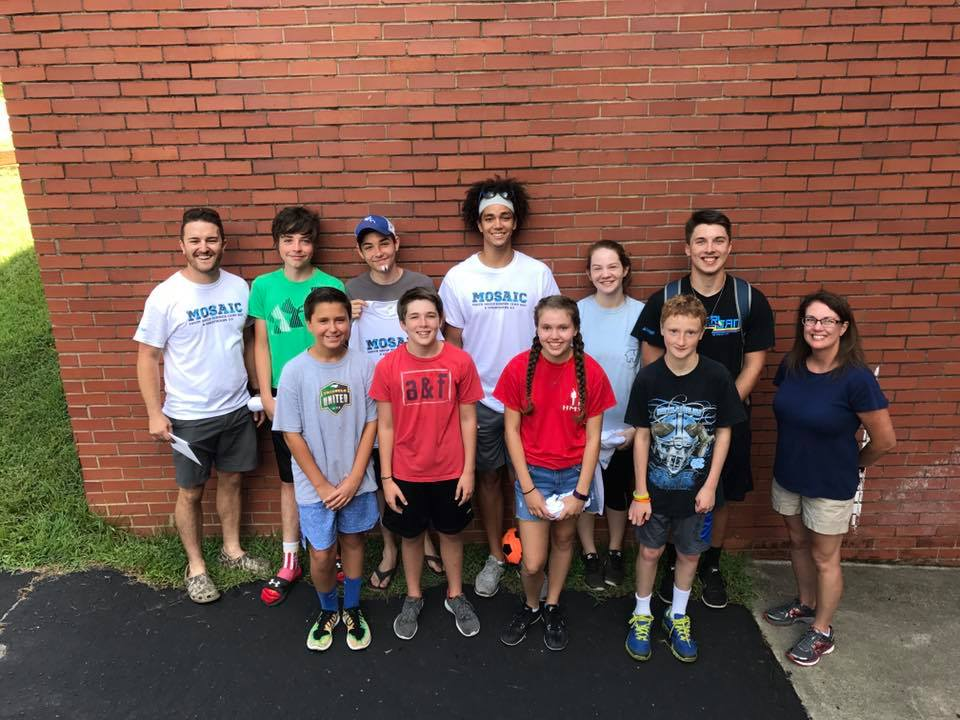 Youth Group 2017