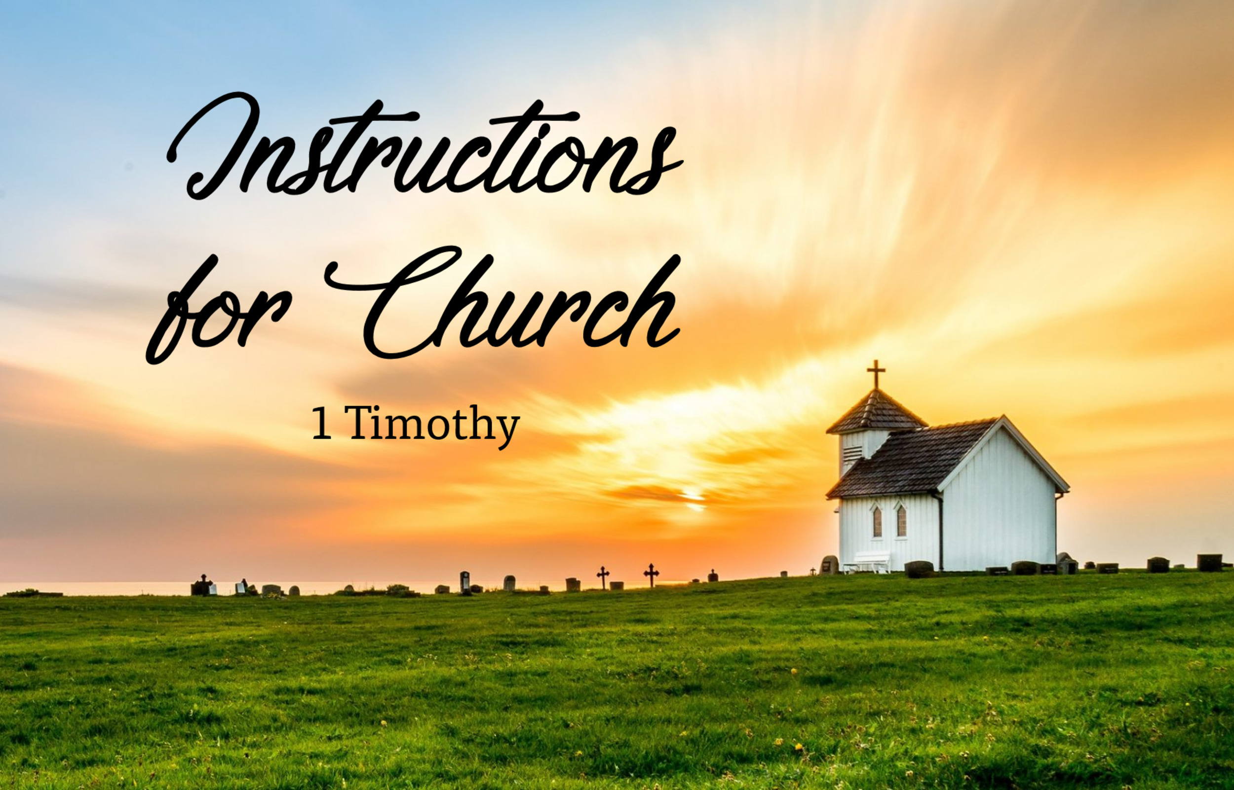 Instructions for Church resized