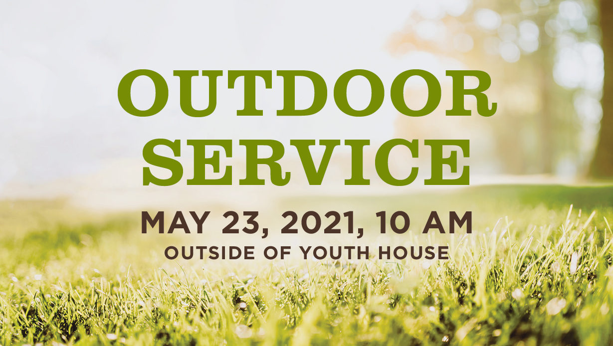May 2021 Outdoor Service_Slide