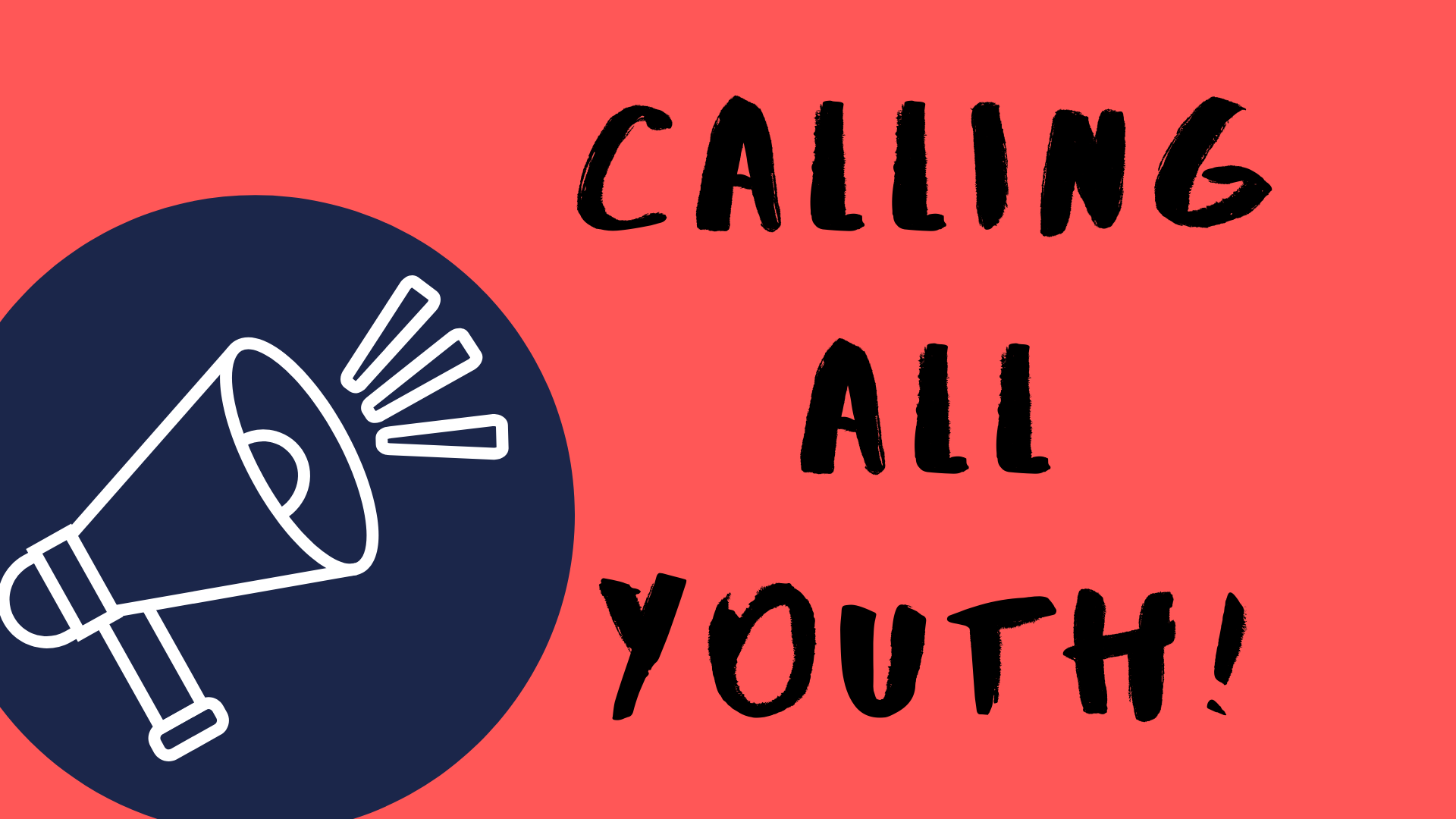 Calling all Youth! image