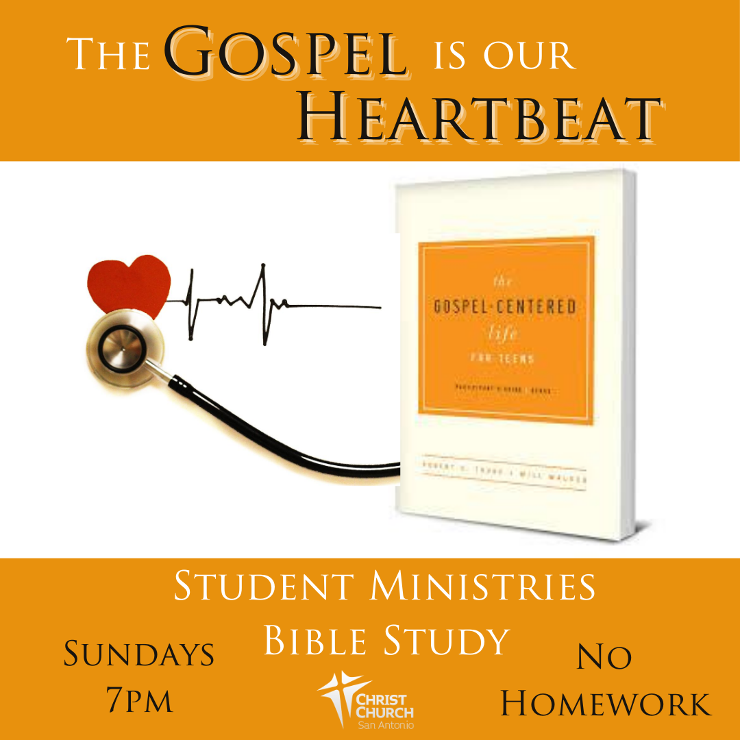 Copy of SM_ Student Gospel Centered Life image