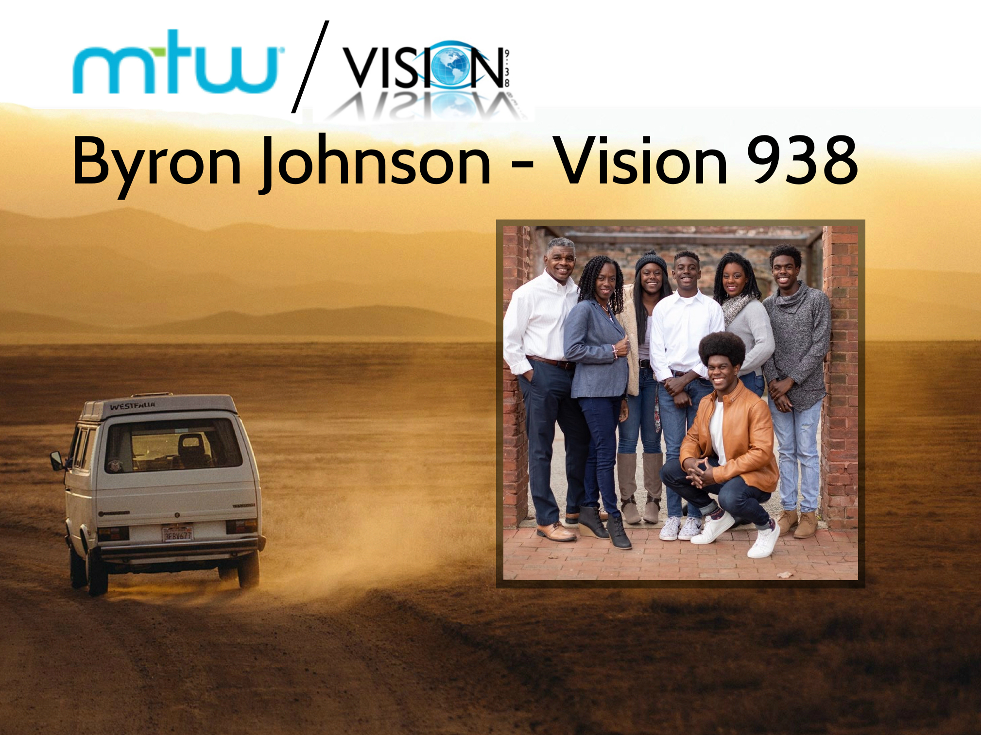 Byron Johnson Vision 938 - 2018