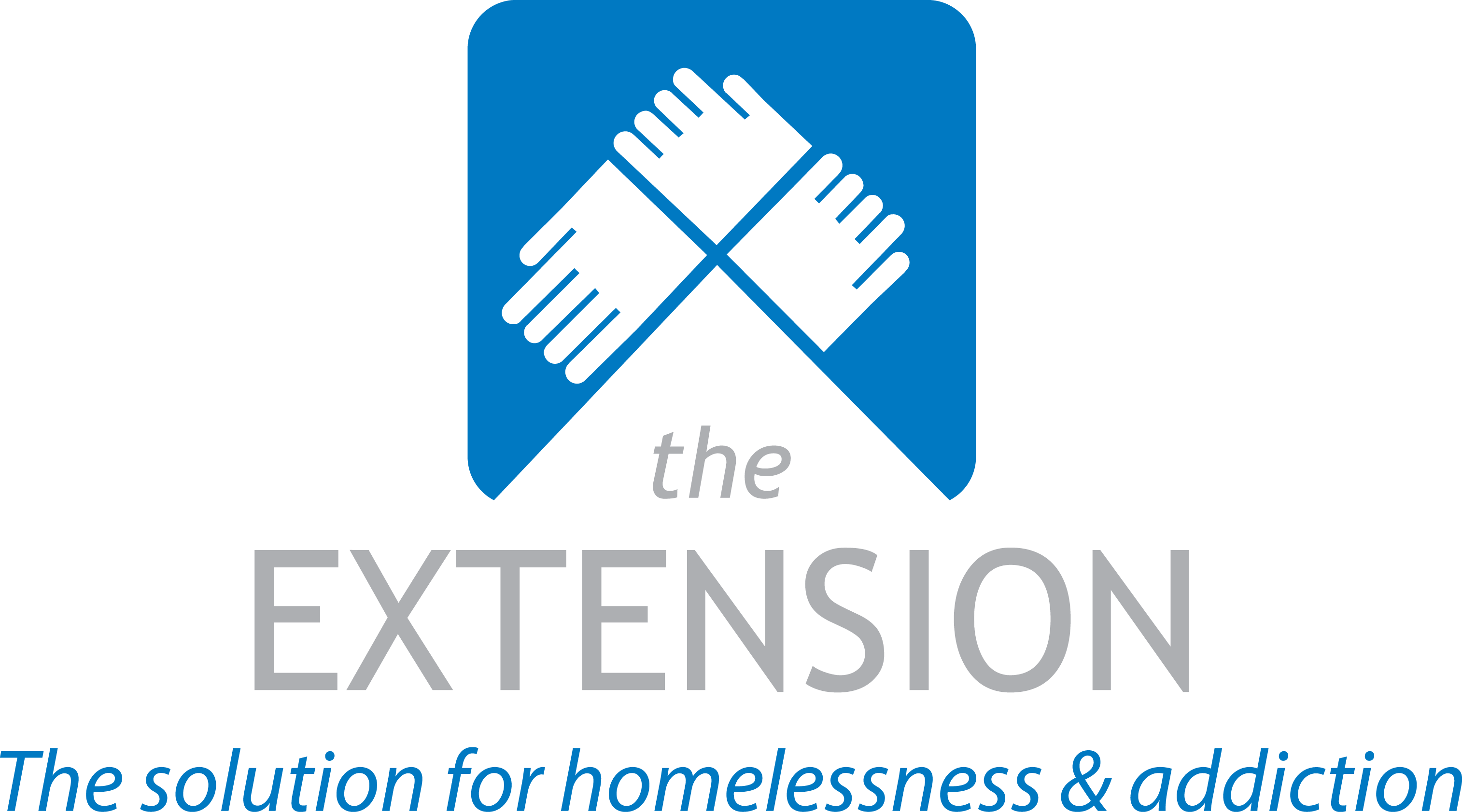 Extension logo w tagline