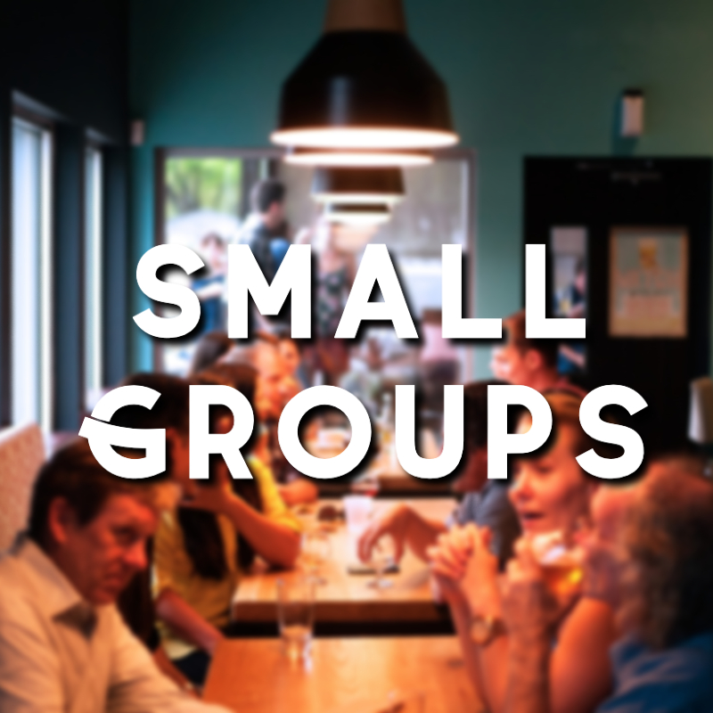Small Groups WU
