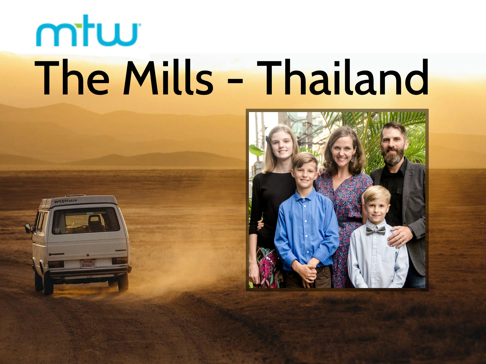 The Mills in Thailand