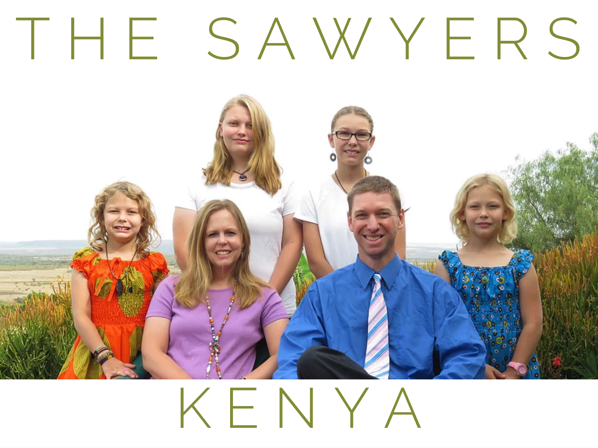 The Sawyers Kenya