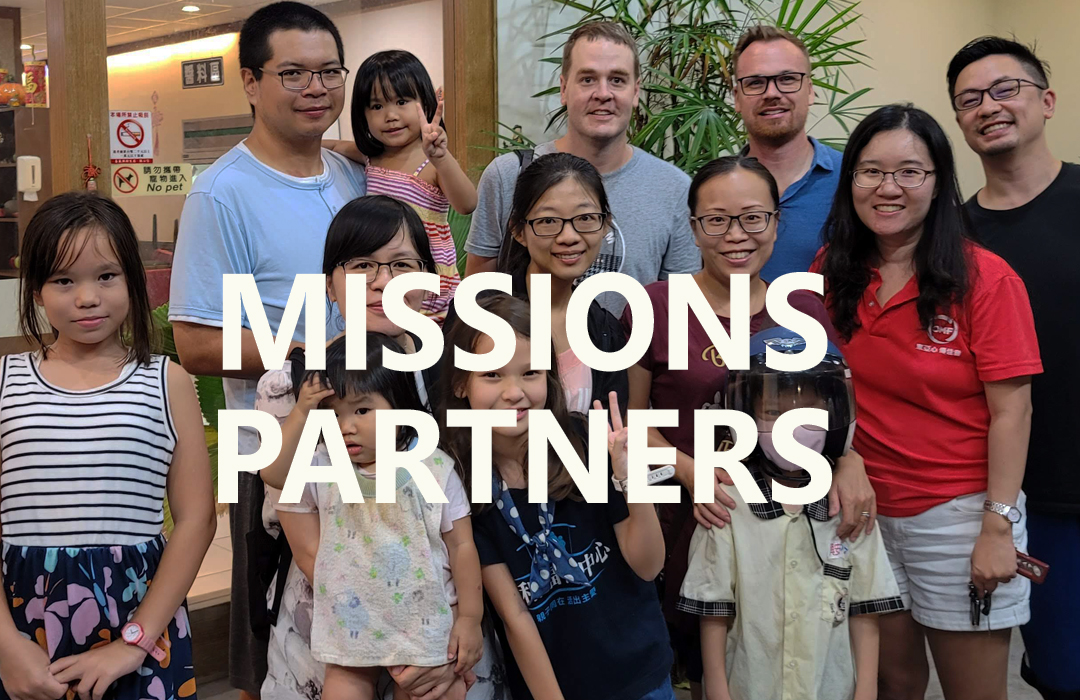 COLOSSIAN event missions partner