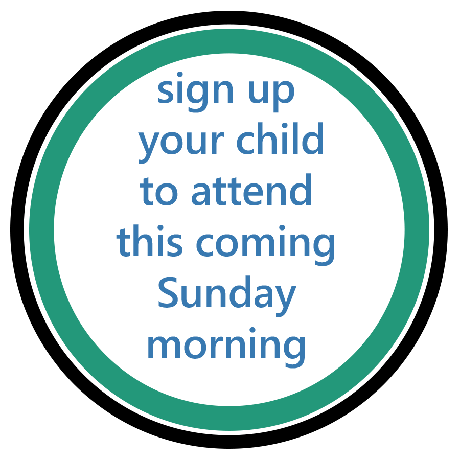 round BUTTONS childrens signup sa