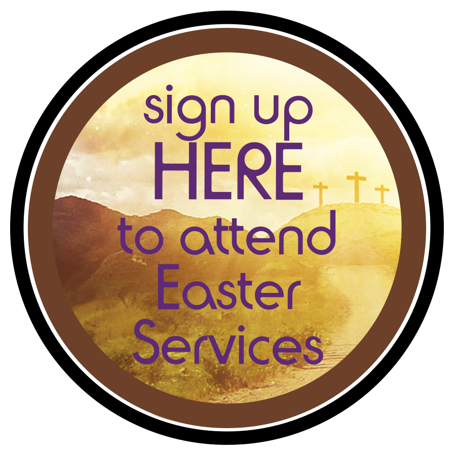 round BUTTONS easter serv signup