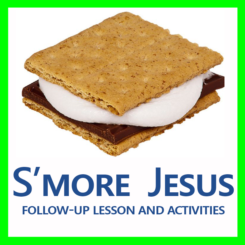 summer kids s'more